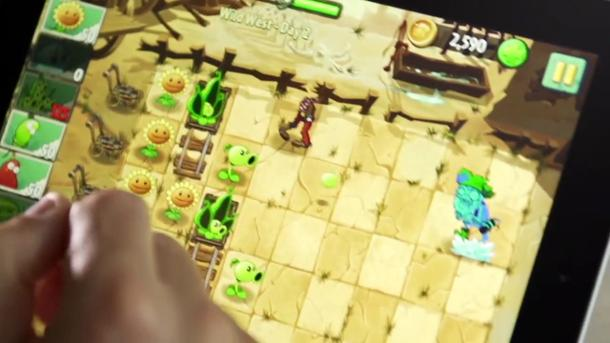 Plants Vs  Zombies 2 Behind The Scenes Video Explains What s New   Plants  Vs  Zombies 2   iOS   www GameInformer com. Plants Vs  Zombies 2 Behind The Scenes Video Explains What s New
