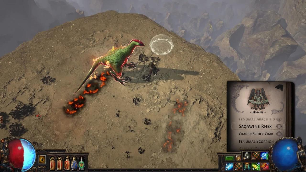 Path Of Exile's Next League Adds Monster Hunting, Ascendancy