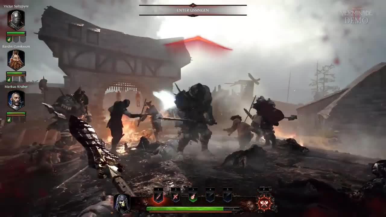Warhammer: Vermintide 2 Review – A Bloody Good Party - Game Informer