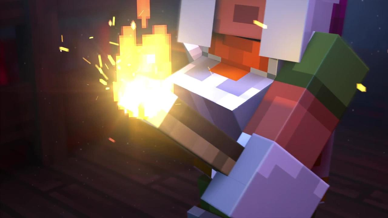 Mojang Unearths A Bit More Info On Minecraft: Dungeons