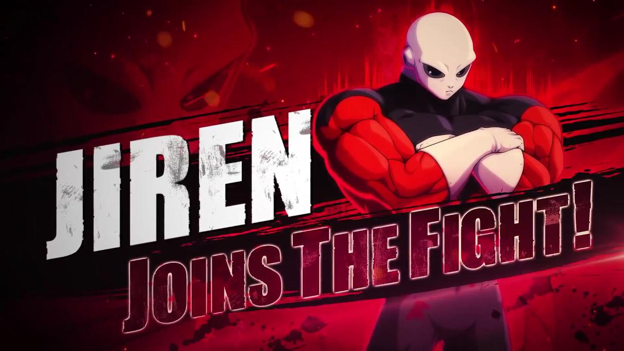 Videl and Jiren Are The First To Join Dragon Ball FighterZ