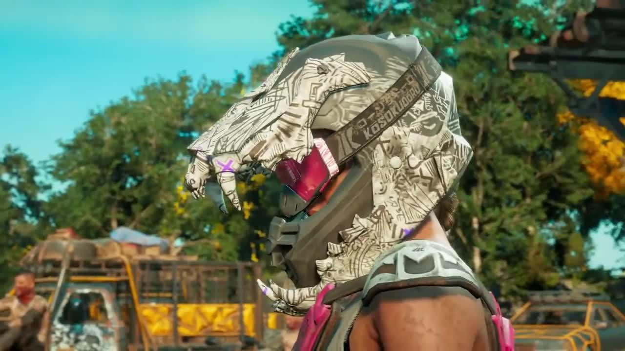 Far Cry New Dawn Review A Paint By Numbers Sequel Game Informer