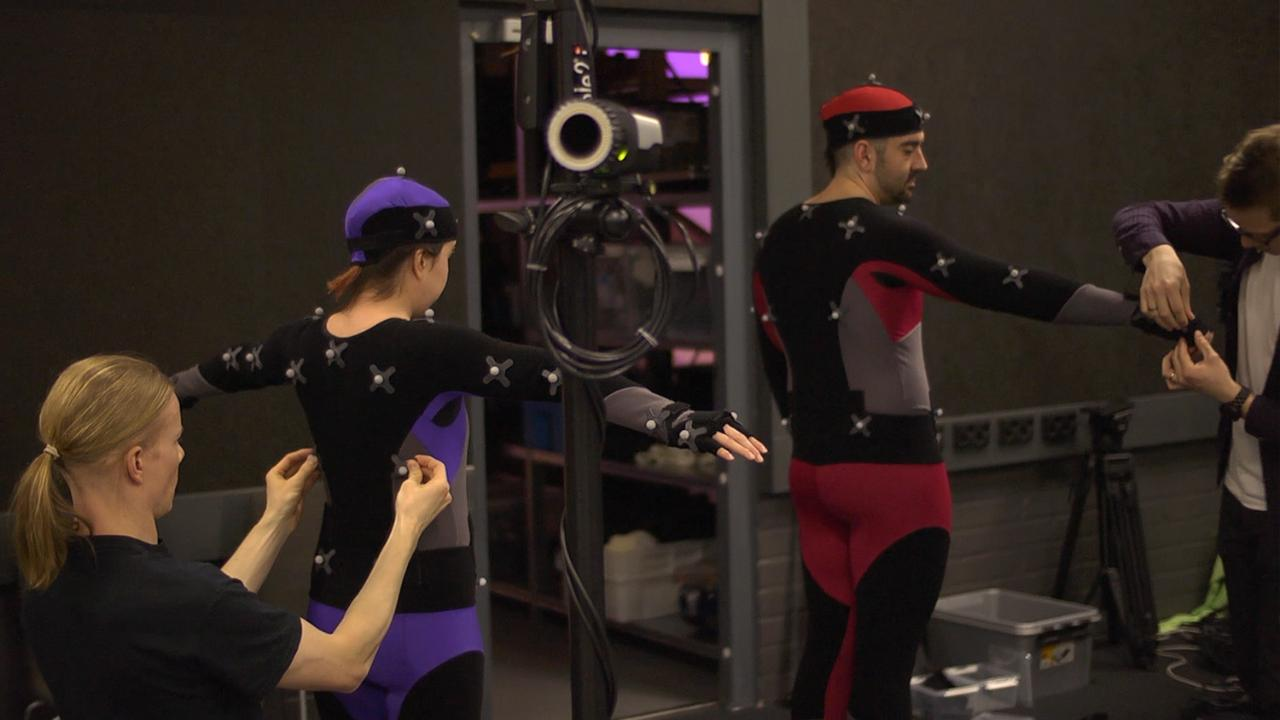 We Suit Up In Remedy's Motion Capture Studio - Game Informer