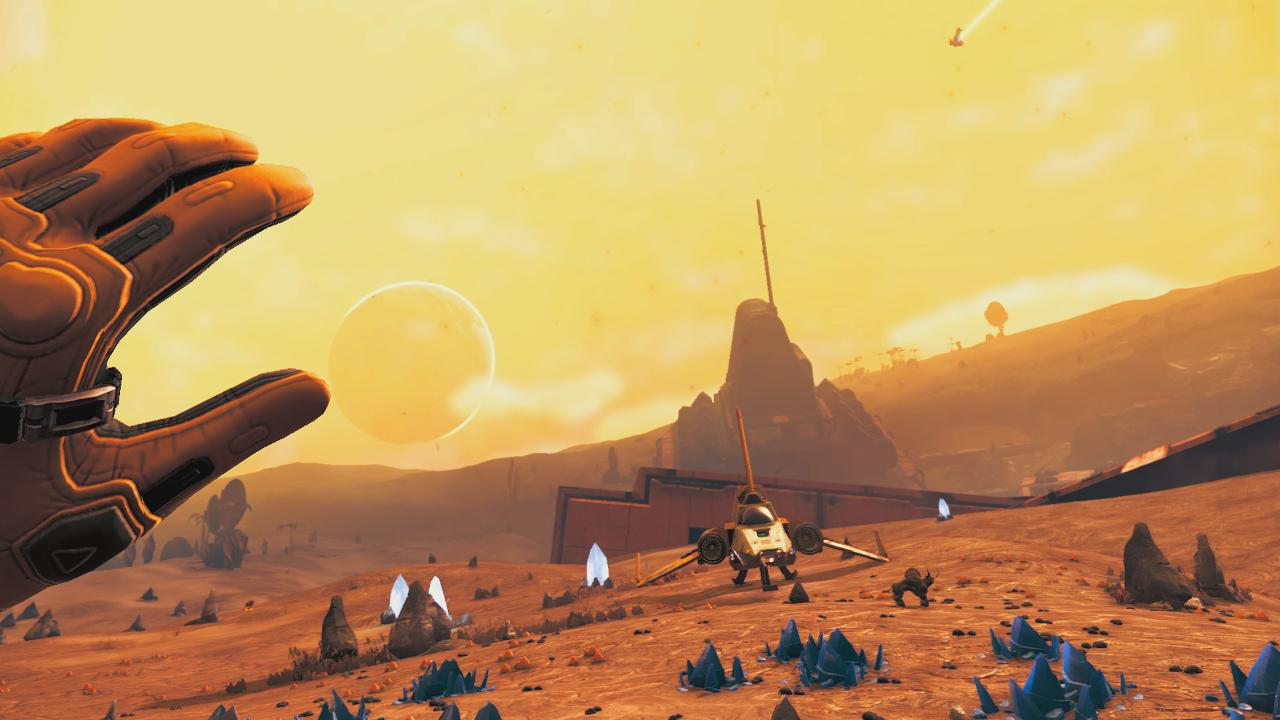 Gameplay Impressions Of No Man's Sky In VR - Game Informer