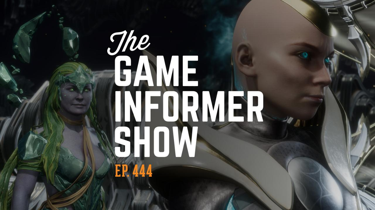 GI Show – Mortal Kombat 11, Borderlands 3, Greatest Fighting