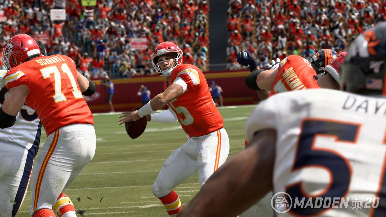 Madden NFL 20 Debuts New Choice-Driven Career Mode – Face of