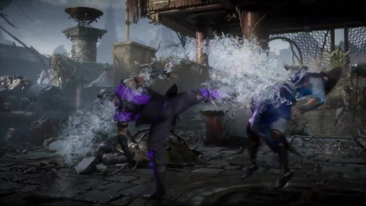Mortal Kombat 11 Season Pass Includes Spawn, Nightwolf, And More In