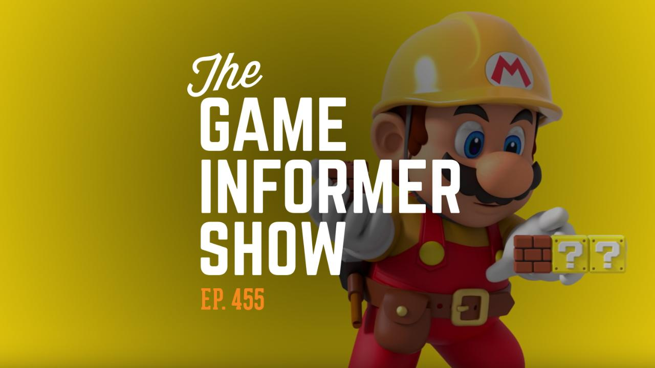GI Show - Mario Maker 2, Harry Potter, Bloodstained - Game