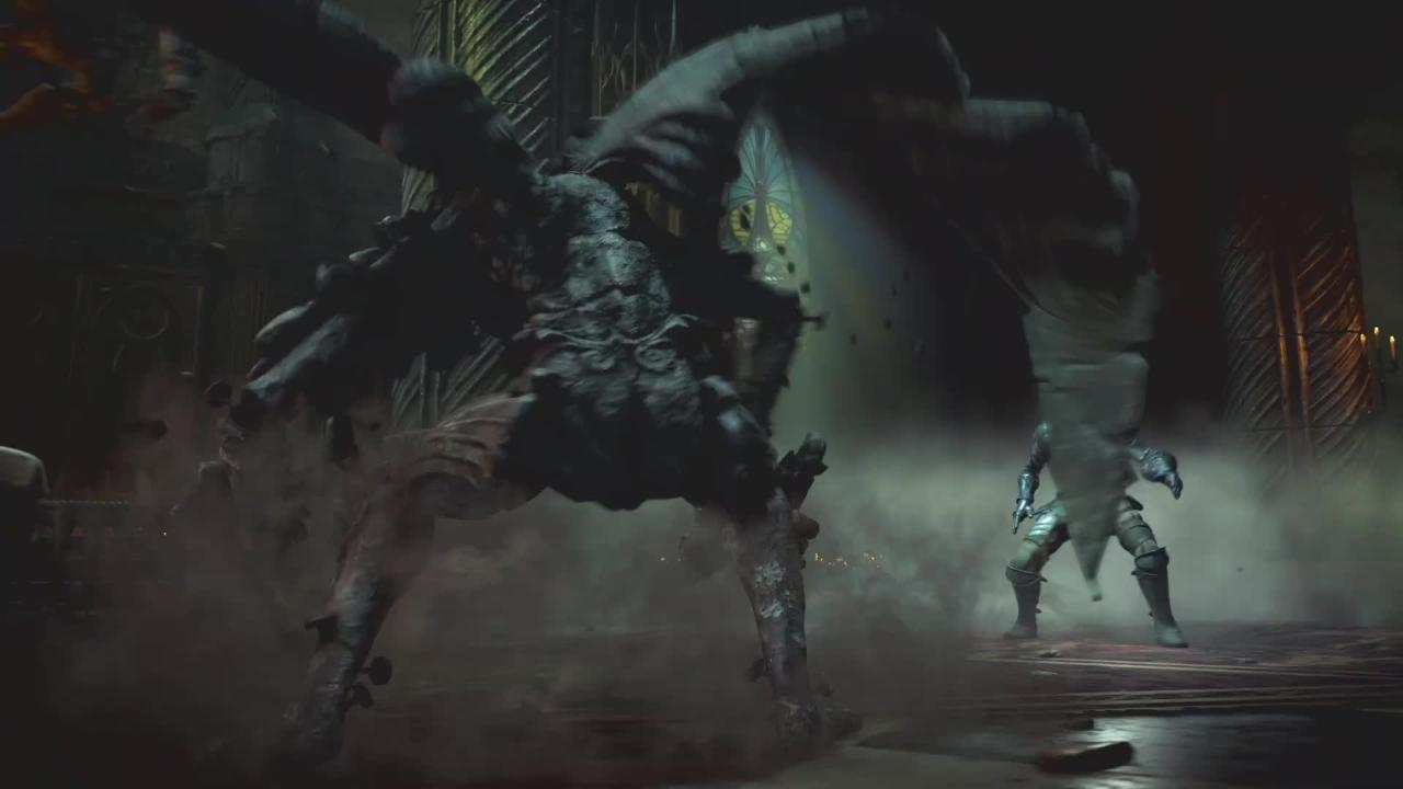 Demon S Souls Remake Coming To Playstation 5 Game Informer