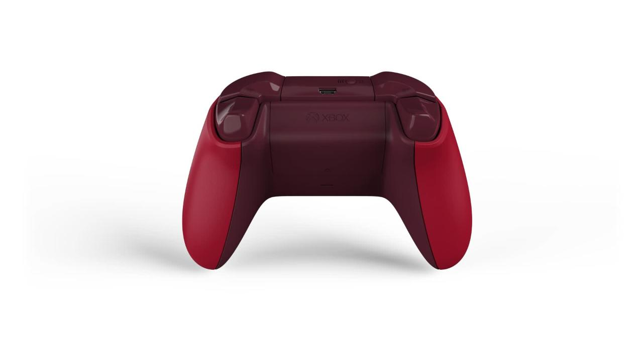 Xbox Wireless Controller - Red - Only at GameStop for Xbox One ...