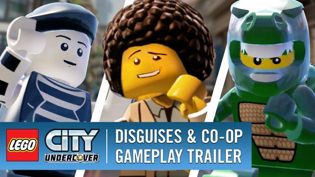 Lego City Undercover For Xbox One Gamestop