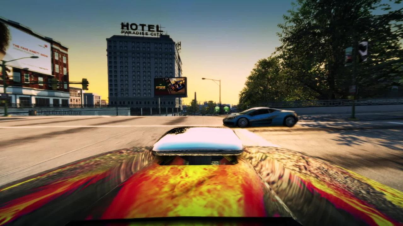 Burnout Paradise Remastered for PlayStation 4 | GameStop