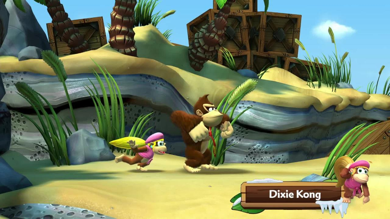 Donkey Kong Country Tropical Freeze for Nintendo Switch | GameStop