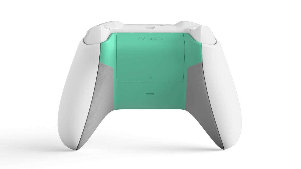 Xbox One Wireless Controller - Sport White Special Edition for Xbox ...