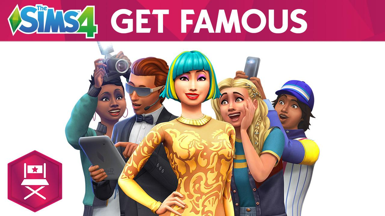 cf40df622 Download The Sims 4 Get Famous - Digital Download for Xbox One ...