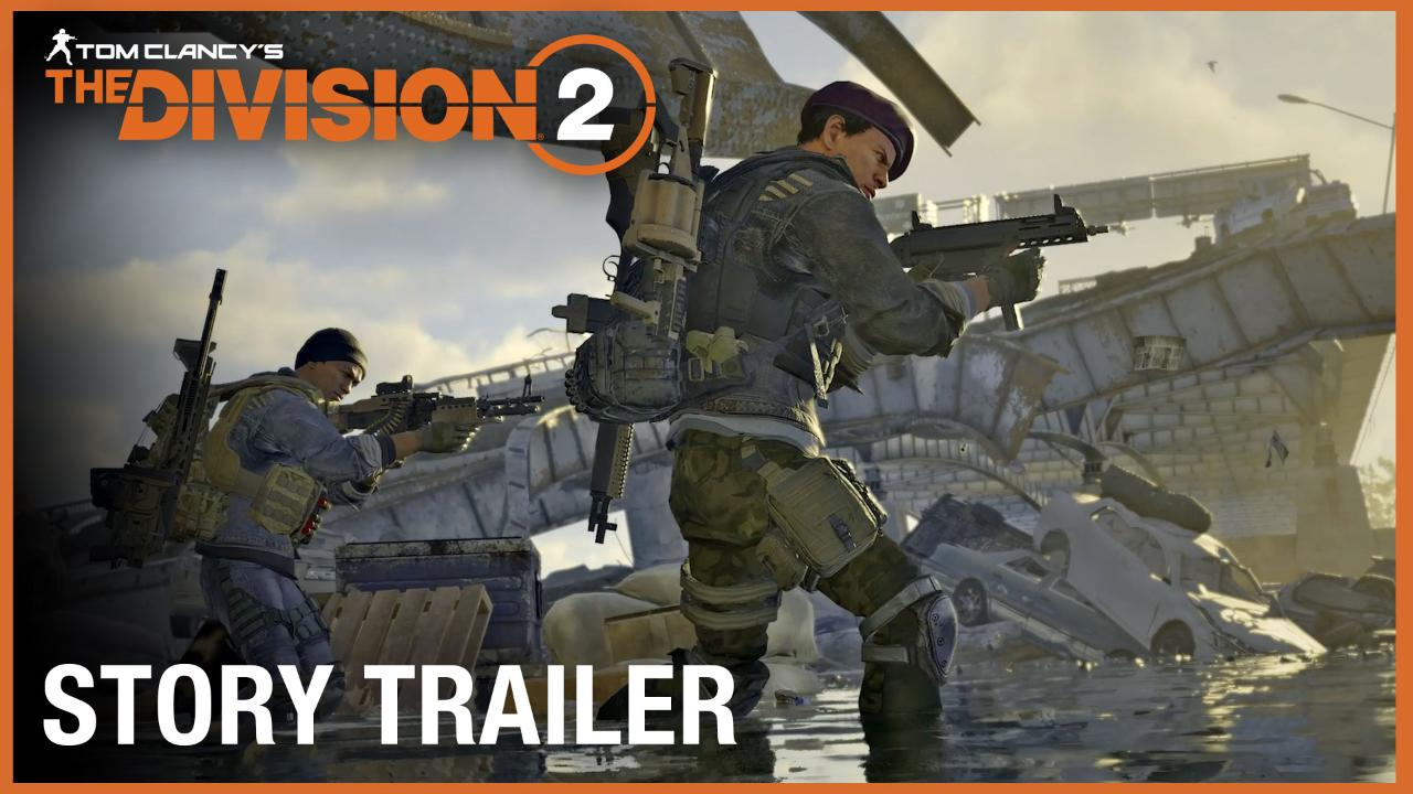 Tom Clancy's The Division 2 - Xbox One & PS4 | GameStop