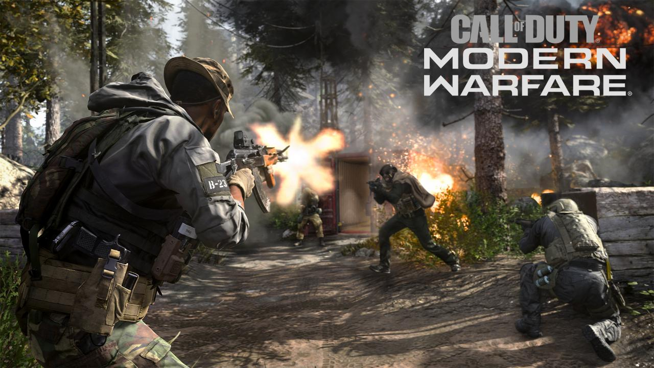 Call Of Duty Modern Warfare For Ps4 Xbox One Gamestop